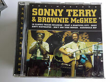 Sonny Terry & Brownie Mcgee Masters (1998) CD - MINT