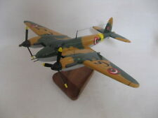 Tin Tin Tintin Airplane De Havilland Mosquito Airplane Wood Model