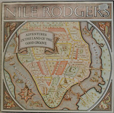 """Nile rodgers-Adventures in the Land of the Good Groove 12"""" LP (w 737)"""