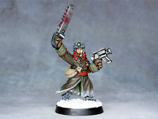 (SD) dipinto () Games Workshop-Warhammer 40k-Guardia Imperiale valhallan Ufficiale
