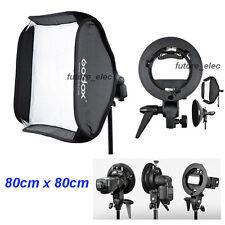 """Godox 80 x 80cm 32"""" Umbrella Continuous Video Light Soft Box Softbox for Strobe"""