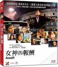 """Oda Yuji """"Amalfi' Express"""" Sato Koichi Japanese Drama Region A Blu-Ray"""