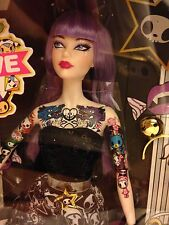 Platinum Label tokidoki Purple Hair Barbie Doll Collector 2015 CMV58 Toys R Us