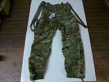 NWT GEN III MULTICAM L5 LEVEL 5 COLD WEATHER SOFT SHELL TROUSER MEDIUM REGULAR