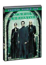 27035 // MATRIX RELOADED DOUBLE DVD NEUF SOUS BLISTER