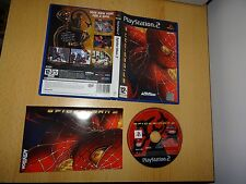 Spiderman 2 PS2 pal uk gratuit post
