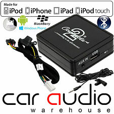 Toyota Yaris 2004 On Bluetooth Music Streaming Handsfree Car AUX In CTATYBT002