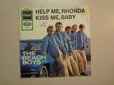"BEACH BOYS:Help Me, Rhonda 2:45-Kiss Me,Baby 2:34-Germany 7""65 Capitol 22983 PSL"