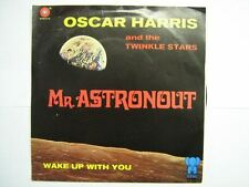 OSCAR HARRIS 45 TOURS BELGIQUE MR ASTRONOUT