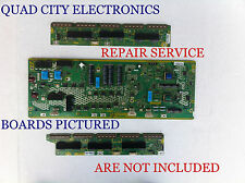 TC-P50GT30 TNPA5335BJ TNPA5336AG TNPA5337 Panasonic Repair Service 7 Blinks
