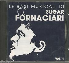 BASI MUSICALI - Zucchero Sugar Fornaciari CD MINT COND.
