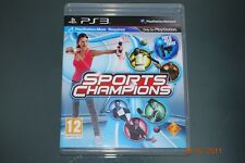 Sports Champions PS3 Playstation 3 mover ** GRATIS UK FRANQUEO **