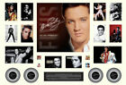 New Elvis Signed Oversized Limited Edition Memorabilia Framed