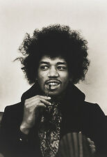 Jimi Hendrix 13 X 19 Print Poster Photo Guitar Rock Music