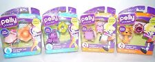 Polly Pocket Doll Collect Cutant Fish, Octosub, Kitty, Litegrr, Frumbella - Hat