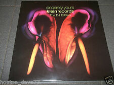 V/A Sincerely Yours 2xLP 2001 LEFTFIELD Dub ELECTRONIC Breaks ACID JAZZ Trip Hop