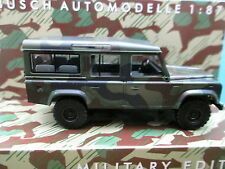 "Busch (1:87 ) Land Rover Defender 110 ""Military Camoflage"" #50304"