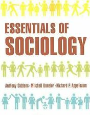 Essentials Of Sociology by Anthony Giddens
