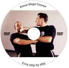 ULTIMATE SELF-DEFENCE TRAINING DVD - 5 HOUR, STEP-BY-STEP KRAV MAGA COURSE