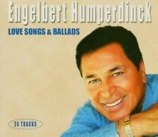 Engelbert Humperdinck Love Songs & Ballads (CD 2004) New & Sealed with Slipcover