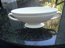 Vintage Retro small long vase with handles WEDGEWOOD