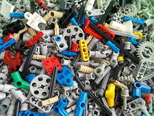 Lego Technic Bundle Random 150 Mixed Pieces Parts, Connectors, Pins, Axles