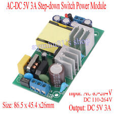 AC-DC 5V 3A Low Ripple EMI Isolated Step-down Switch Power Module Buck Converter