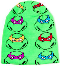 Turtles Beanie Cap Mütze Teenage Mutant Ninja Turtles Strickmütze TMNT