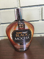 2016 Black Mocha Chocolate 200x Black Bronzer Tanning Bed Lotion Brown Sugar NEW