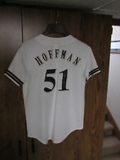 Trevor Hoffman Milwaukee Brewers Authentic Majestic White autographed Jersey