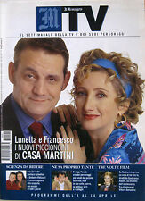 M TV 14 2003 Francesco Salvi Lunetta Savino Barbara Gubellini Michele Foresta