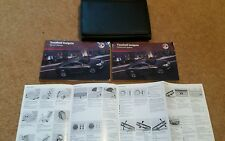 Vauxhall Manuale & WALLET Pack-Insignia E Tourer 2008 AL 2015