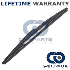 "FOR JEEP WRANGLER SUV 2007 ON 12"" 300MM REAR BACK WINDOW WINDSCREEN WIPER BLADE"