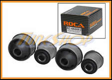 ROCA 00-05 GS300/400/430 FRONT L&R LOWER CONTROL ARM BUSHING KIT OE OEM STOCK