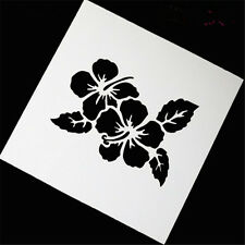 Clover flowers Pattern Stencil for art craft spray cake and Home decor
