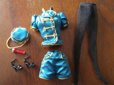 BARBIE SILKSTONE TEAL OUTFIT - 'THE USHERETTE' - VERY CUTE