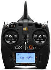 Spektrum DX6e 6ch 2.4GHz 6 Channel DSMX Transmitter Only SPMR6650EU