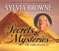 Sylvia Browne - Secrets & Mysteries of the World - Book on 2 CD's
