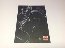 2009 TOPPS GALAXY RHIANNON OWENS DARTH VADER SKETCH 1/1 SERIES 5