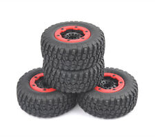 4X Bead-Loc Tire Wheel Rim For HPI HSP 1:10 TRAXXAS Slash Short Course Car 30002
