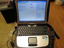 Panasonic Toughbook CF-19  CORE 2 Duo 1.2GHz/4GB/160GB 14580 hrs