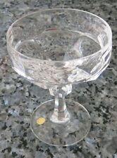 Nachtmann Bleikristall Sektschale Alexandra