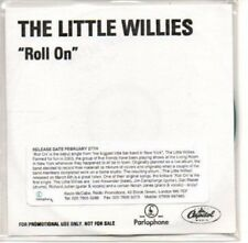 (AS964) The Little Willies, Roll On - DJ CD