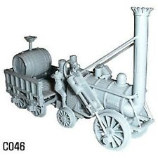 Dapol C046 Stephensons Rocket 00 Gauge New Plastic Kit - 1st Class Post