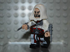 ASSASINS CREED EZIO MINIFIGURE SEALED - LEGO COMPATIBLE