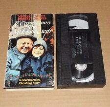 It Came Upon The Midnight Clear vhs video Mickey Rooney Scott Grimes