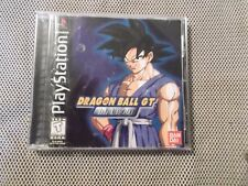 Dragon Ball GT: Final Bout (Sony PlayStation 1, 1997)  COMPLETE