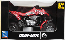 NewRay - Bombardier can-am DS650 Quad (2005) rot 1:12 Neu/OVP