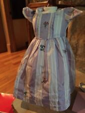 American Girl Doll Felicity Dress New Includes Slip
