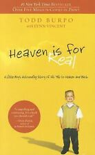 Heaven Is for Real 4 Pack : A Little Boy's Astounding Story of His Trip to...